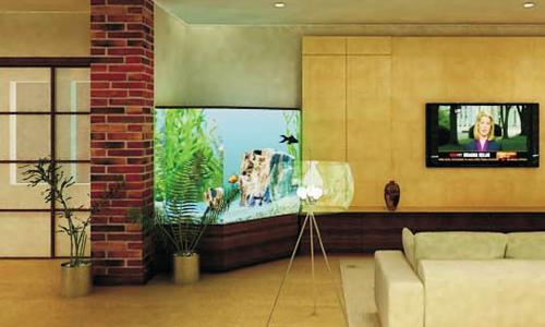 Colore soggiorno feng shui idee per il design della casa - Feng shui arredamento casa ...