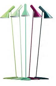 AJ versione a pianta della lampada di Arne Jacobsen.(Louis Poulsen)