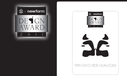 Newform Design Award 2011