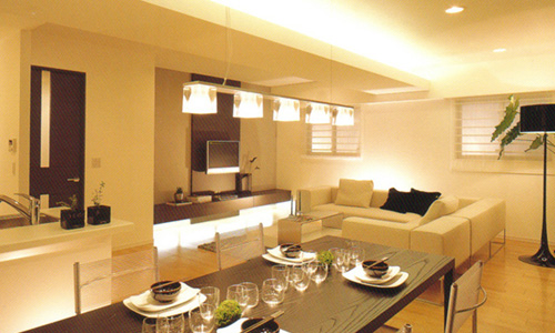 L 39 illuminazione negli interni arredativo design magazine for Illuminazione a led per interni
