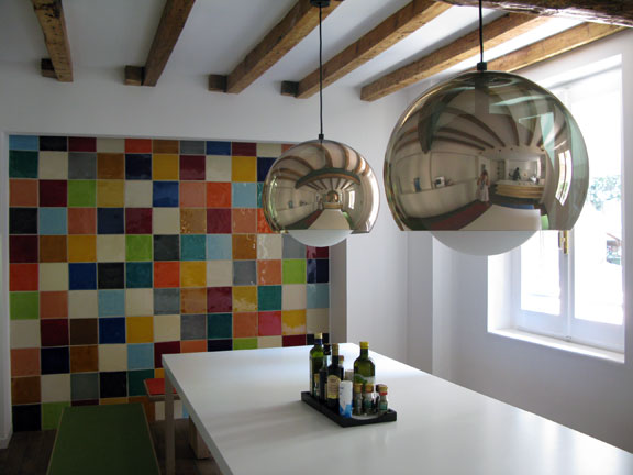 Illuminazioni per negozi di parrucchieri piastrelle cucina vietri