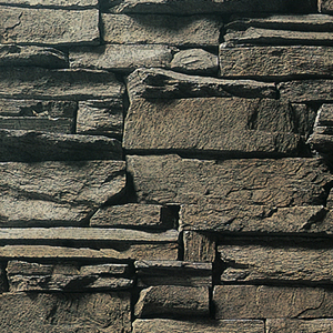 Impasto di pietre macinate e cemento, rifinito in svariate forme e colori fedeli ai materiali originali