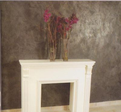 Finiture degli interni le vernici arredativo design for Pitture per interni particolari