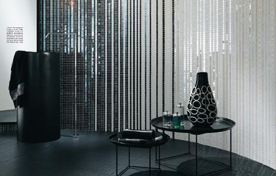 Finiture degli interni la ceramica arredativo design for Pavimenti mosaici per interni