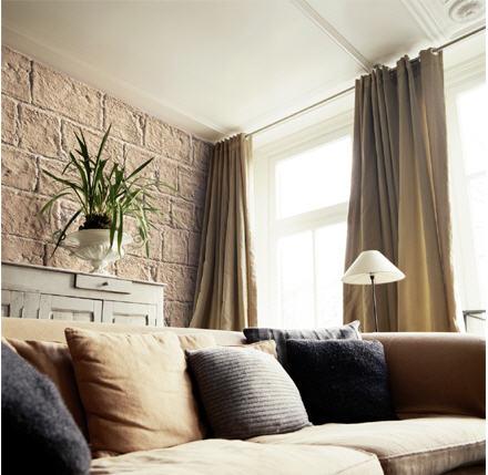 Lámparas : decorazioni in pietra per interni idee casa foto