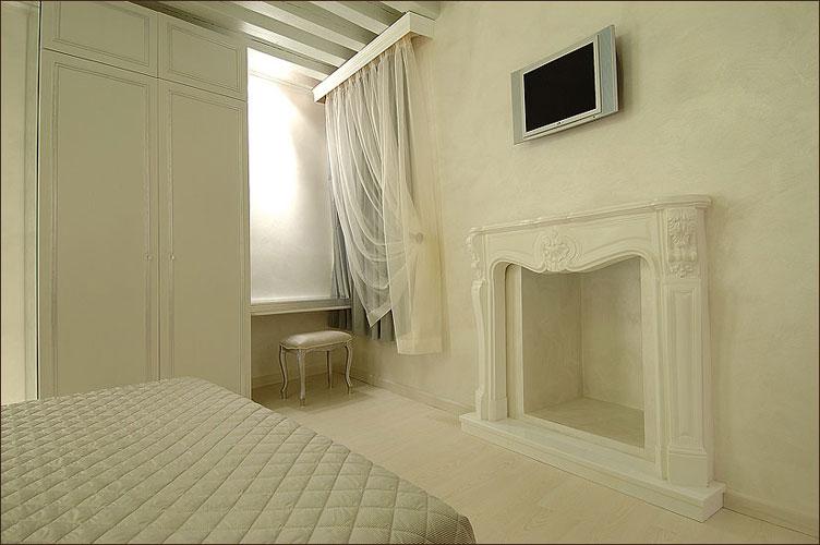 Finiture degli interni le vernici arredativo design - Stucchi decorativi per interni ...