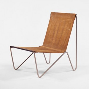 La sedia Bachelor del 1955.