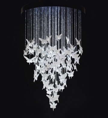 lampadario niagara : sono ispirate a una figura popolare e si uniscono al lampadario ...