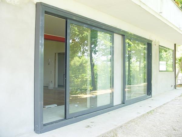 Porte e finestre indicazione per la scelta arredativo - Finestre scorrevoli ...