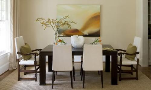 Appunti di feng shui sala da pranzo arredativo design magazine - Paul signac la sala da pranzo ...