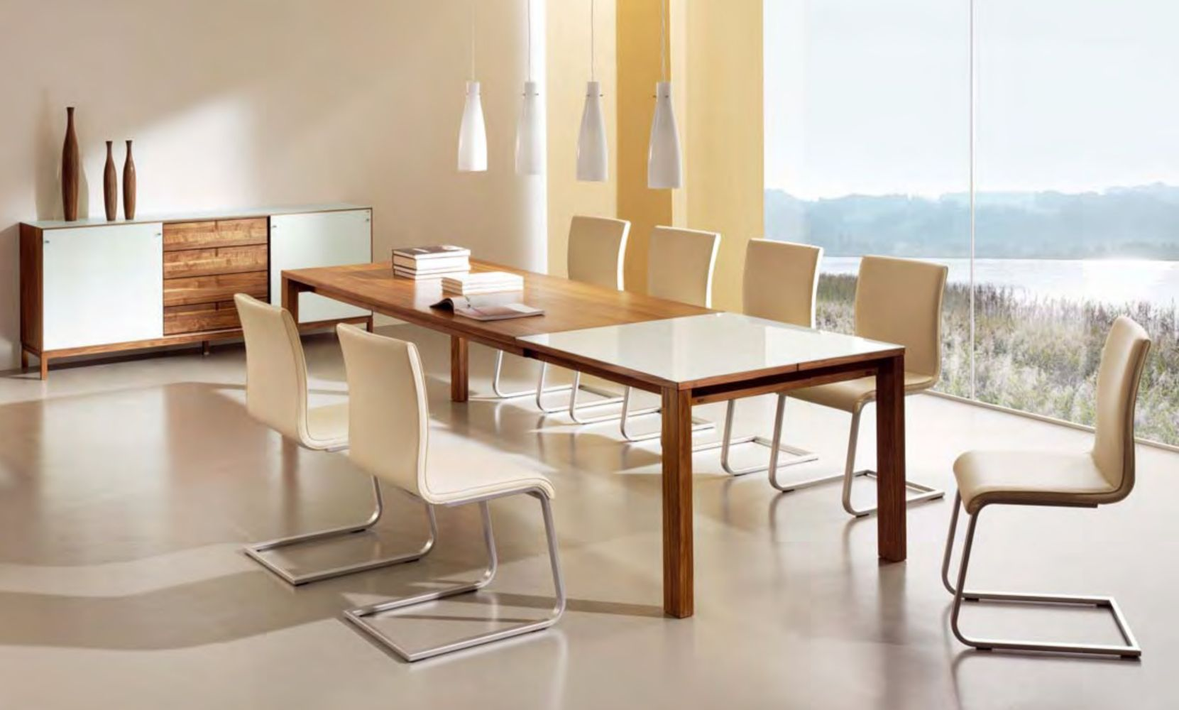 Appunti Di Feng Shui: Sala Da Pranzo Arredativo Design Magazine #3D1E14 1661 1000 Lampade A Sospensione Per Sala Da Pranzo
