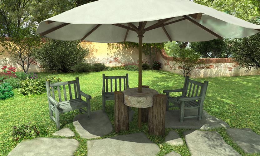 Piccoli consigli per l 39 outdoor arredativo design magazine - Sistemare un giardino ...