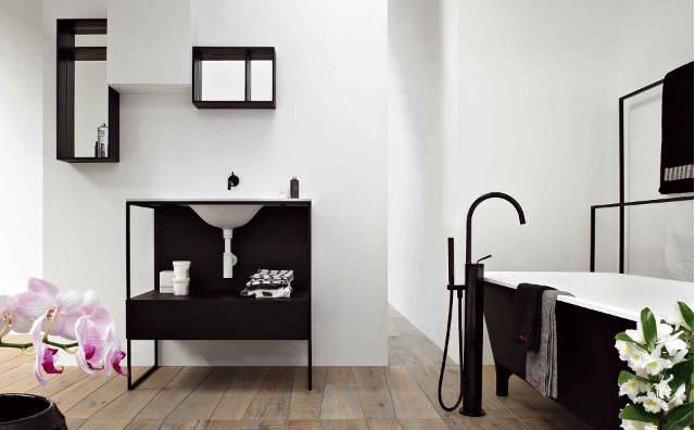 Zucchetti kos arredativo design magazine for Kos arredo bagno