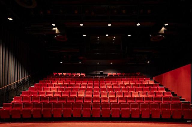 L'interno del Teatro Deventer