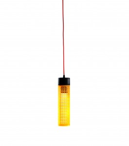 Re One, versione singola della lampada a sospensione.