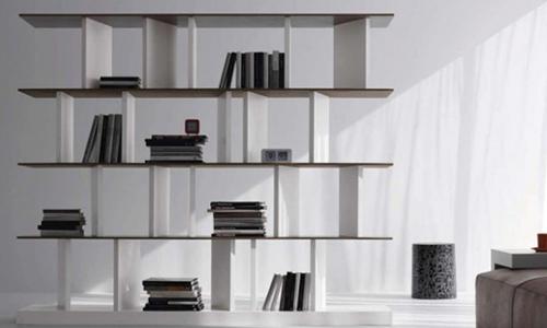 In soggiorno mobili contenitori aperti arredativo for Mobili contenitori design