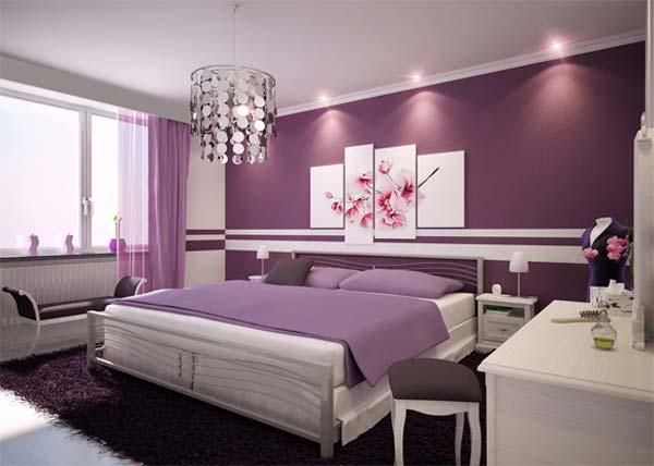 La camera da letto non vi piace più? Rinnovatela in maniera economica!