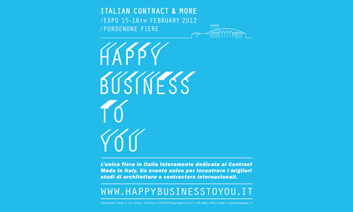 Presentazione HAPPY BUSINESS TO YOU