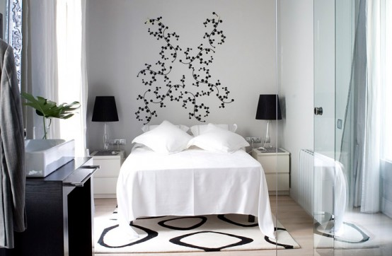 5 modi di far sembrare più grande la tua stanza da letto