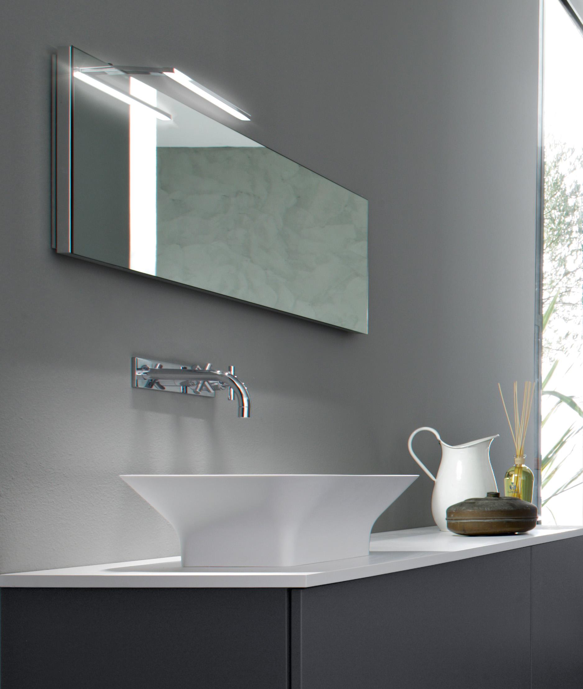 Elle nuova lampada led per il bagno arredativo design - Illuminazione led per bagno ...