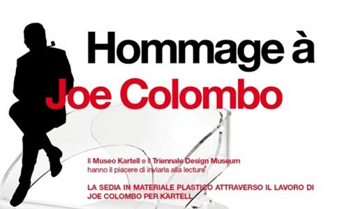 Omaggio A Joe Colombo Per Kartell Arredativo Design Magazine