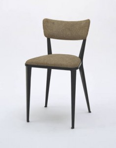 BA3 chair del 1946, in collezione al MOMA di New York.