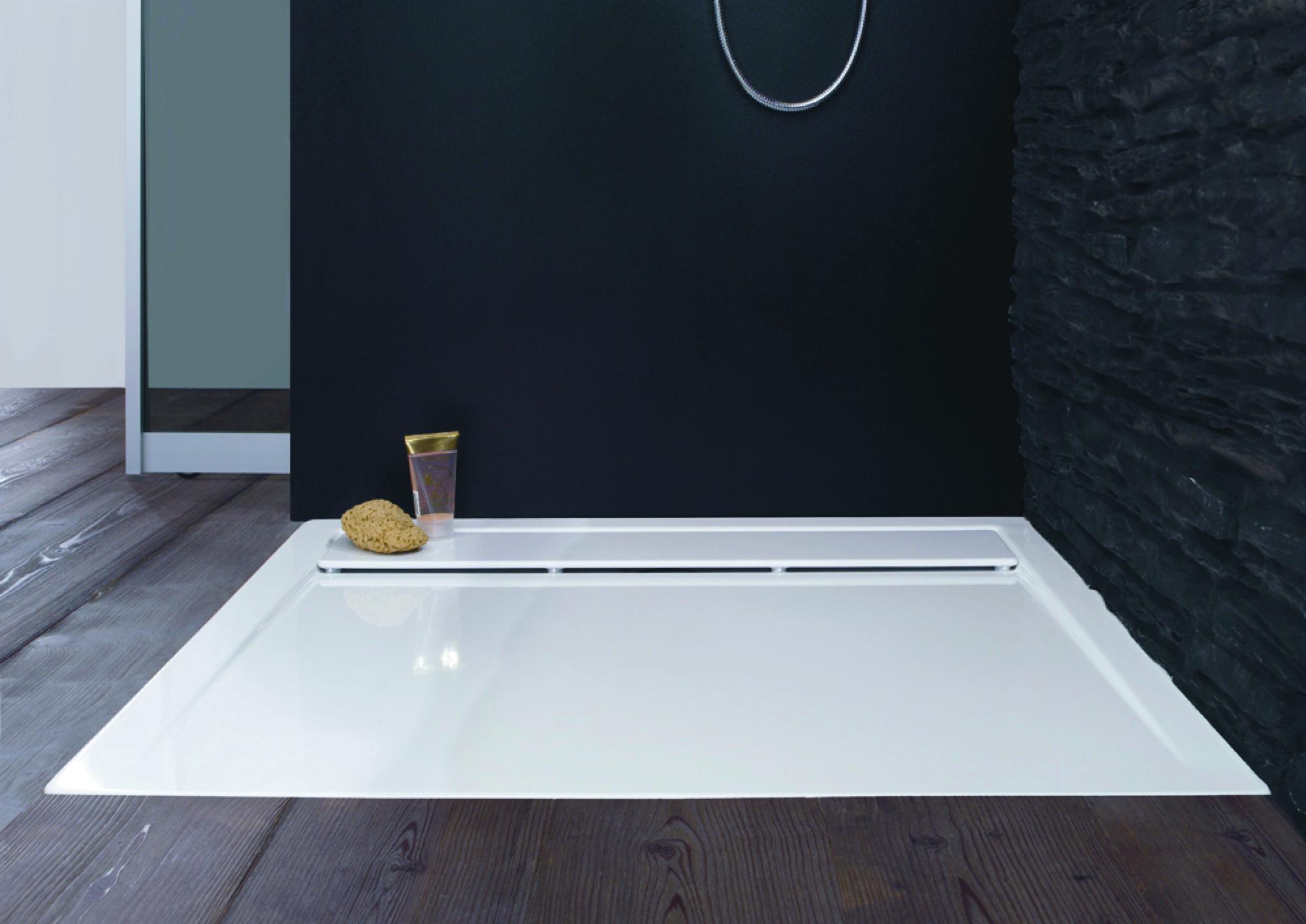 Kaldewei piatti doccia a filo pavimento arredativo - Doccia a filo pavimento ...