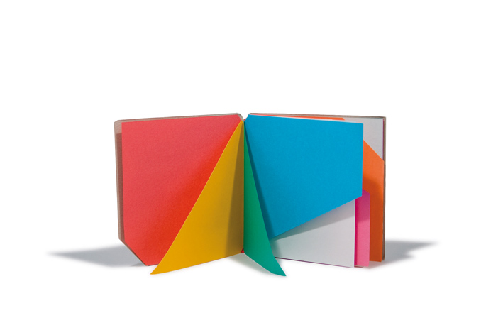 MN1 I Libri illeggibili di Bruno Munari.