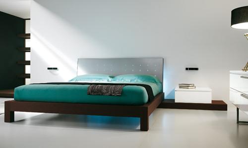 Illuminazione in camera luci funzionali arredativo - Illuminazione camere da letto ...