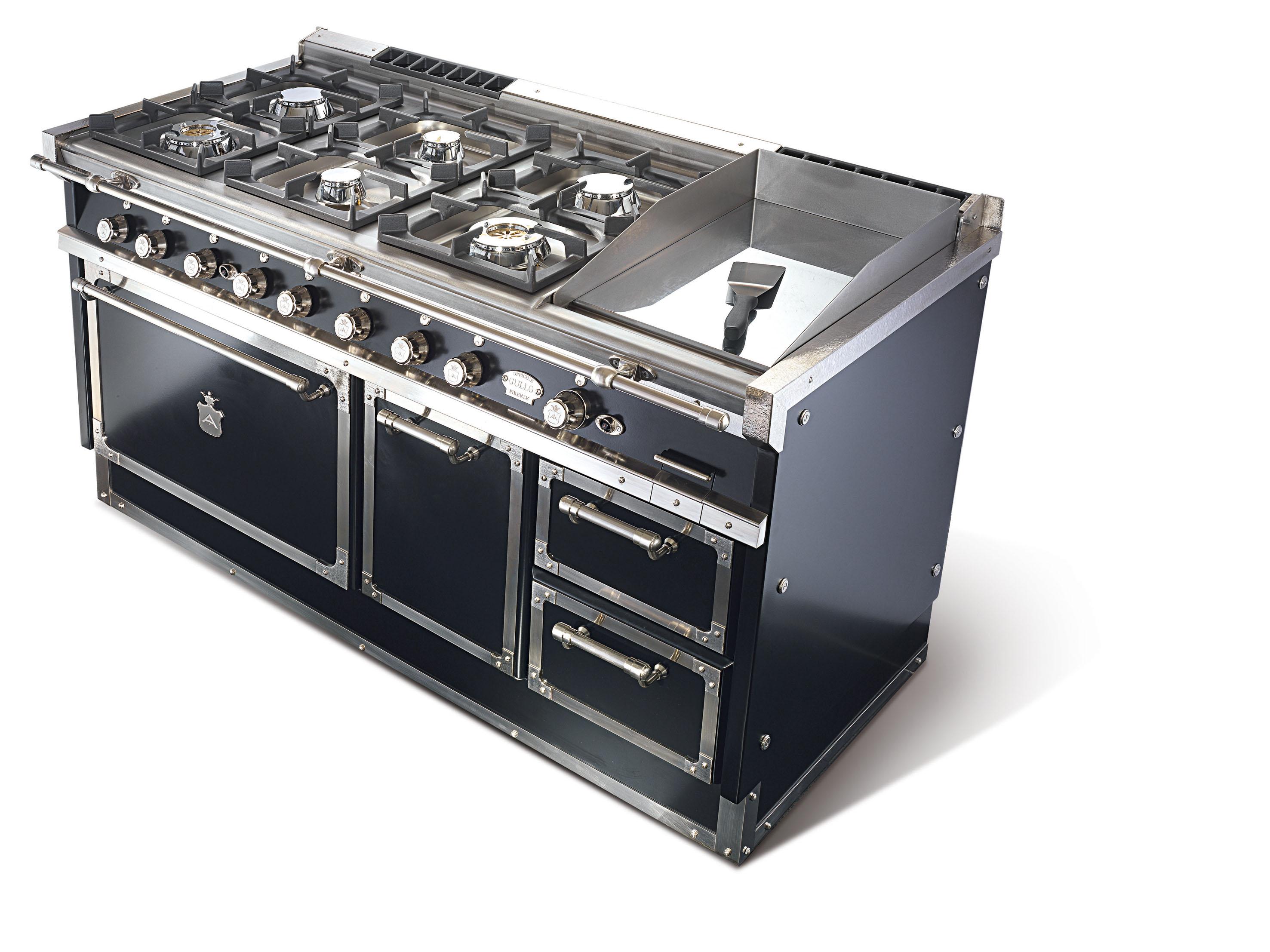 P70 la nuova macchine da cottura professionale - Cucine a libera installazione ...