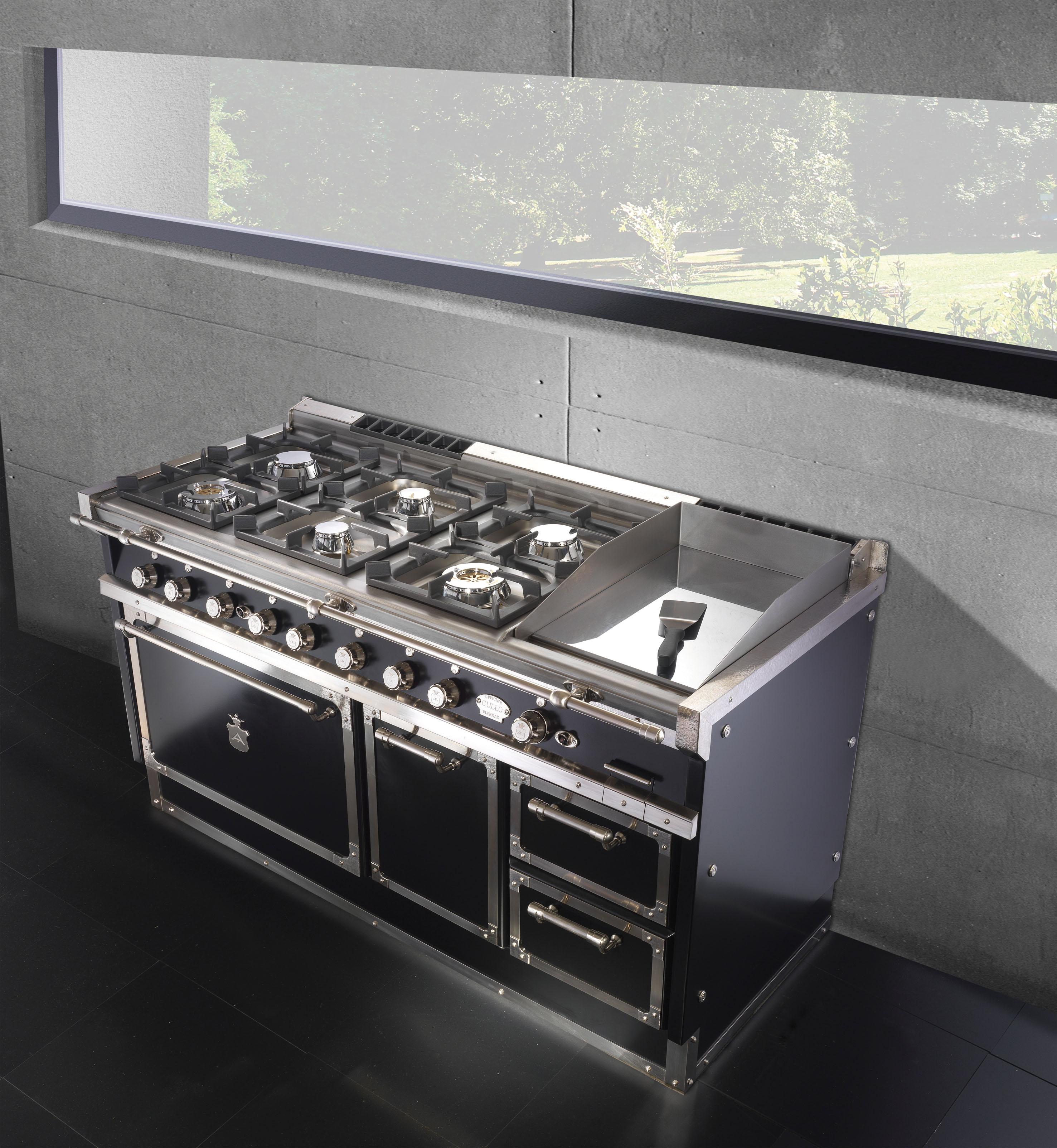 P70 la nuova macchine da cottura professionale arredativo design magazine - Prezzi cucine professionali ...