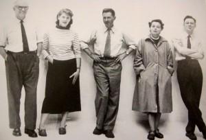 Steph Simon, Martha Villiger, Jean Prouvé, Charlotte Perriand .