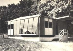 Maison Prouvè 1950.