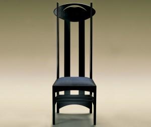"""Riedizione della sedia da Cassina collezione """"Cassina I Maestri"""""""