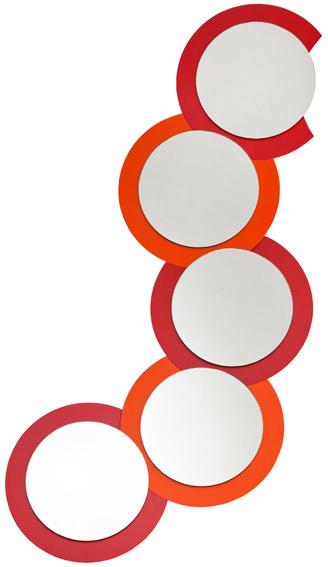 Luna crescente lo specchio magico app design arredativo - Prendi lo specchio magico ...
