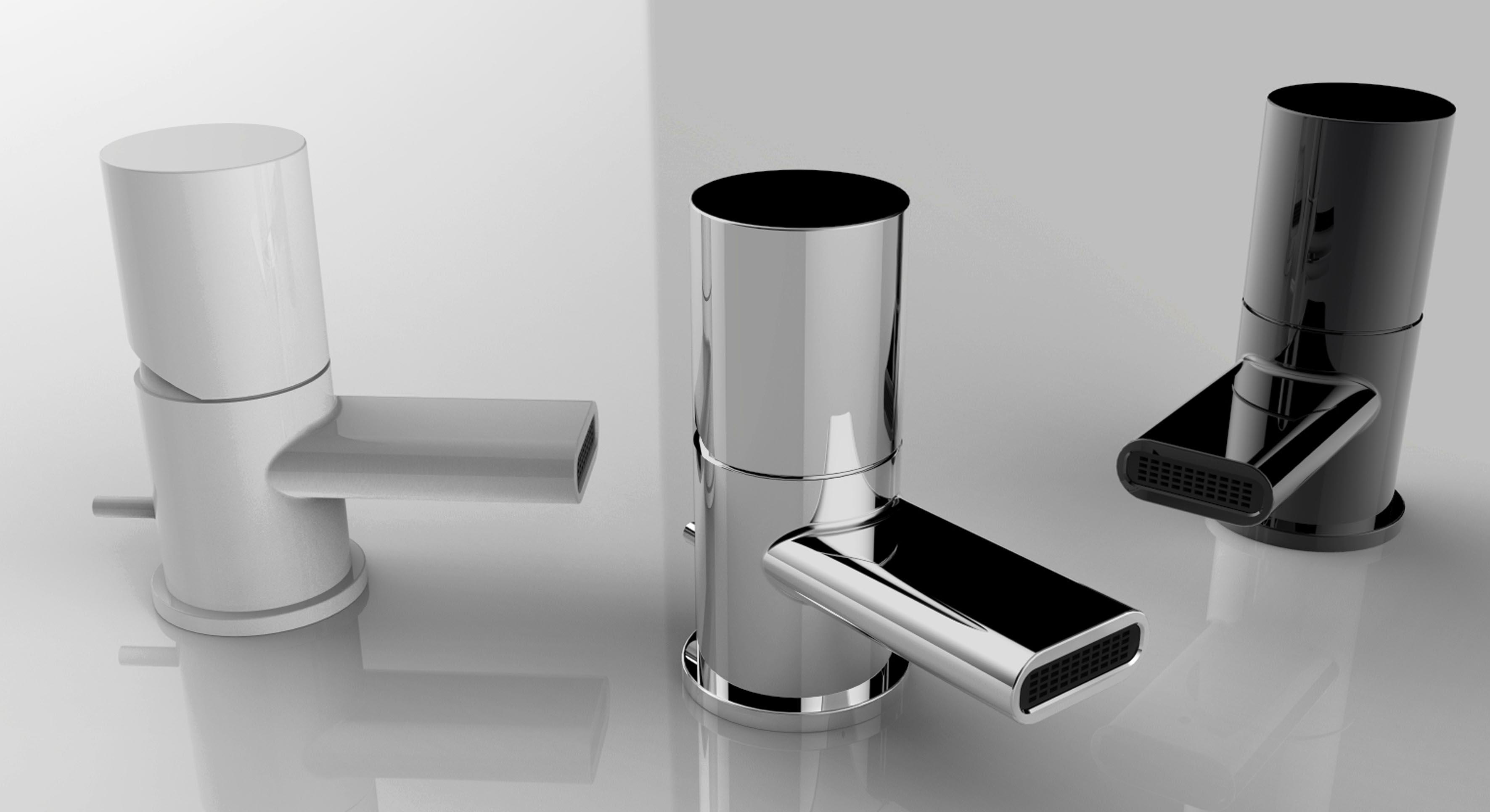 Treemme rubinetterie nuove proposte per il bagno design for Rubinetti bagno design