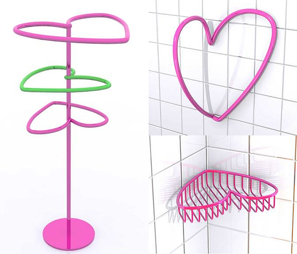 Accessori in bagno particolari e stile arredativo for Accessori bagno cromati