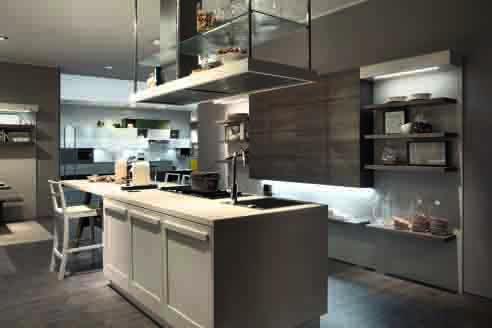 La cucina professionale soluzione di tendenza - Configura cucina ...