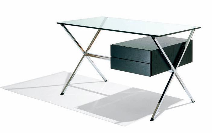 Albini desk arredativo design magazine for Franco albini architetto