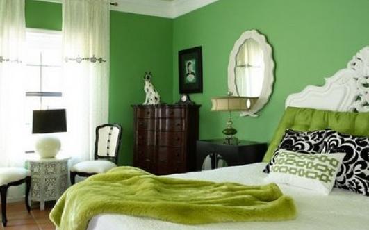 Camera da letto: arredare con colori freddi   arredativo design ...