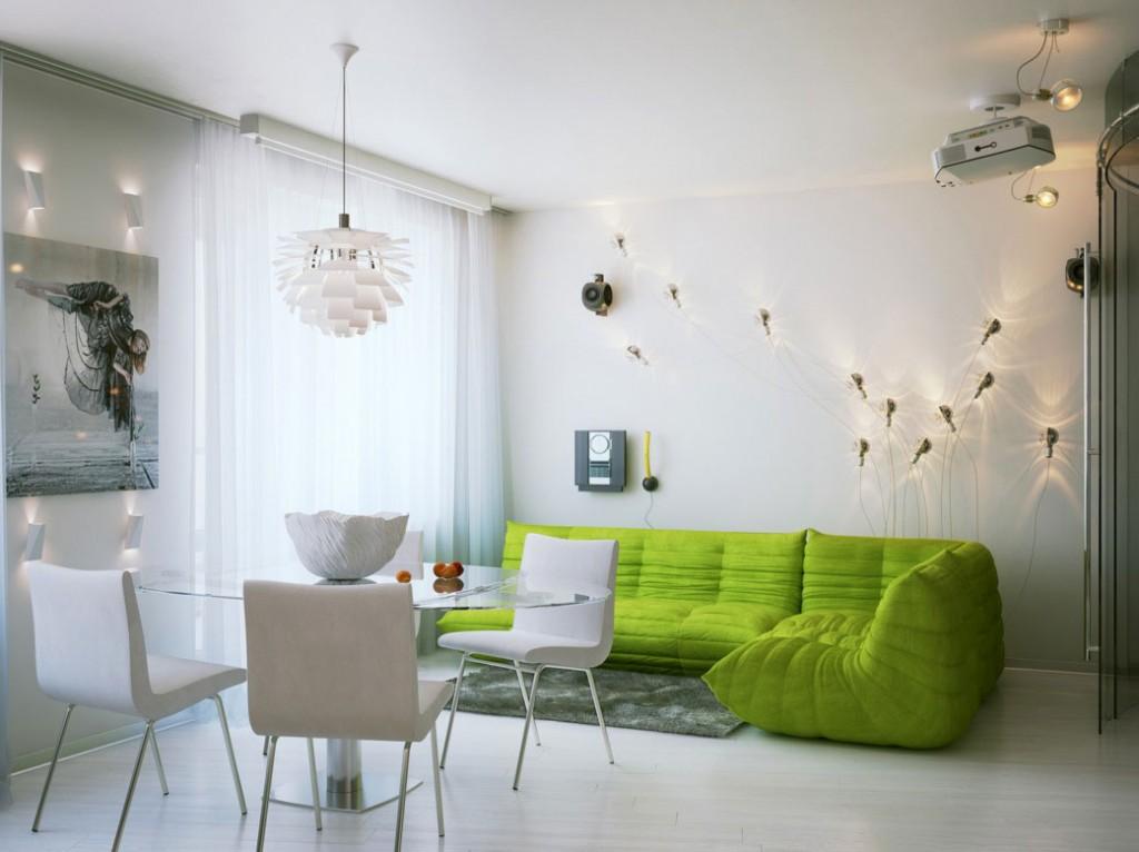 Colori In Soggiorno Verde Arredativo Design Magazine