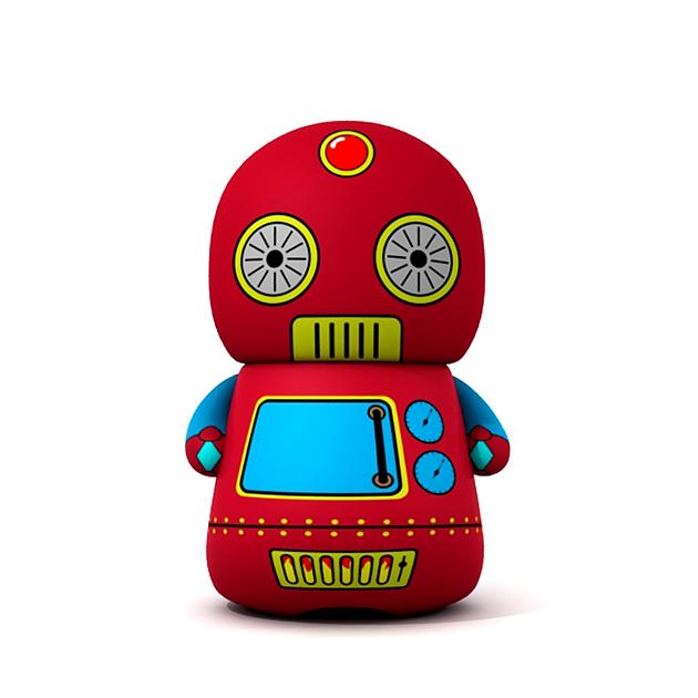 Chiavetta USB Robot