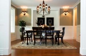 Le luci in sala da pranzo arredativo design magazine - Lampade sopra tavolo da pranzo ...