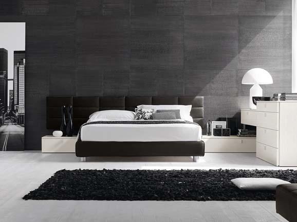 da idee letto Grigia Camera : Scegliere le luci in camera da letto - Arredativo Design Magazine