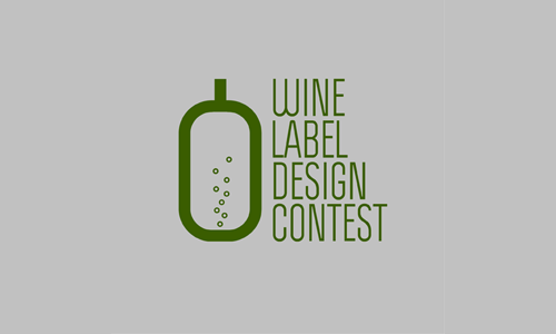 Wine label design contest 2013