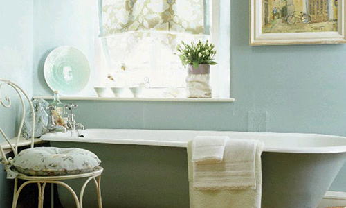 Bagni Stile Country Chic. Good Il Bagno In Stile Shabby Chic With ...