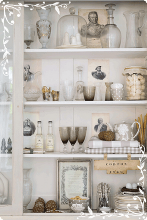 Accessori Shabby chic | Arredativo Design Magazine