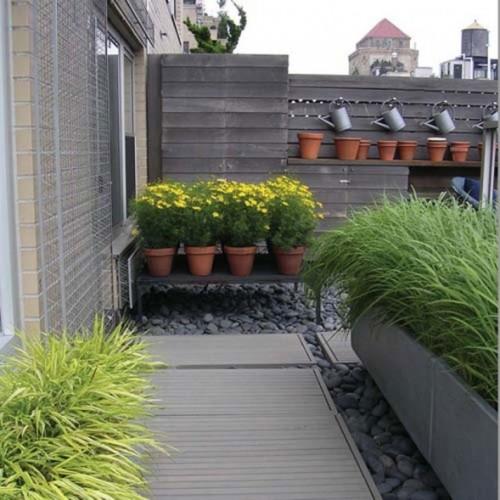 Design per il verde in terrazza arredativo design magazine for Terrazza design