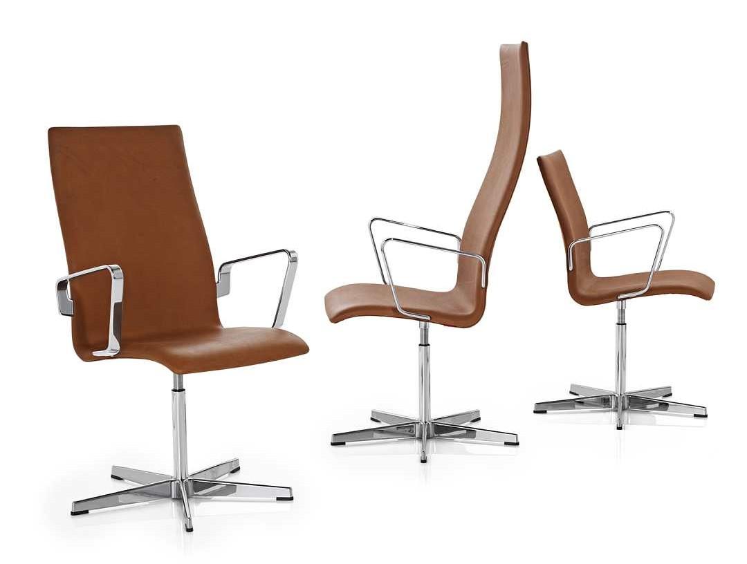 sedie design in ufficio arredativo design magazine. Black Bedroom Furniture Sets. Home Design Ideas
