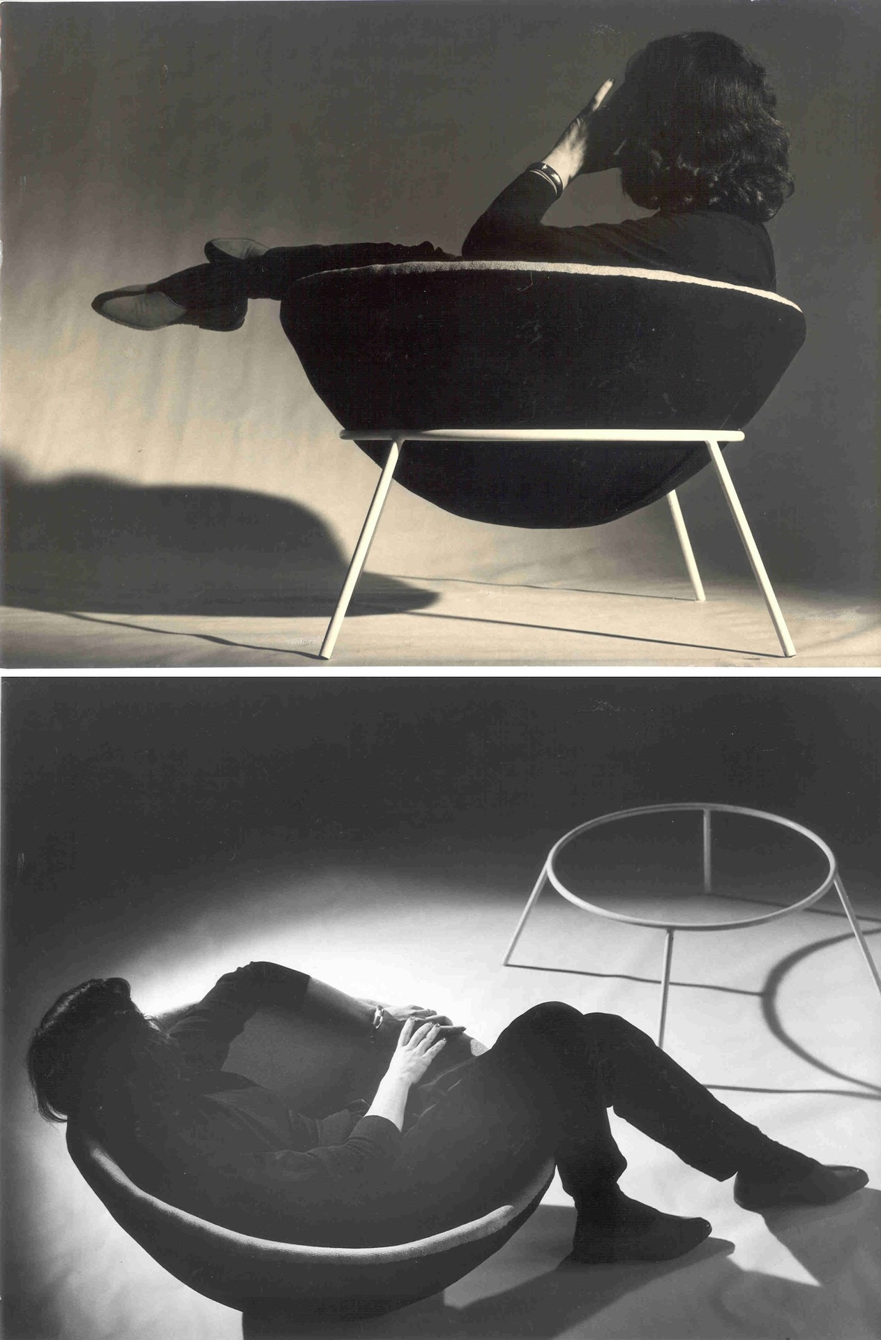 Bardi s bowl chair arredativo design magazine for Lina bo bardi bowl